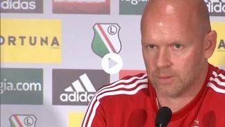 Henning Berg: Lubimy rywalizację w europejskich pucharach